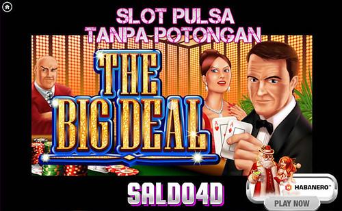 Judi Slot The Big Deal Habanero SALDO4D