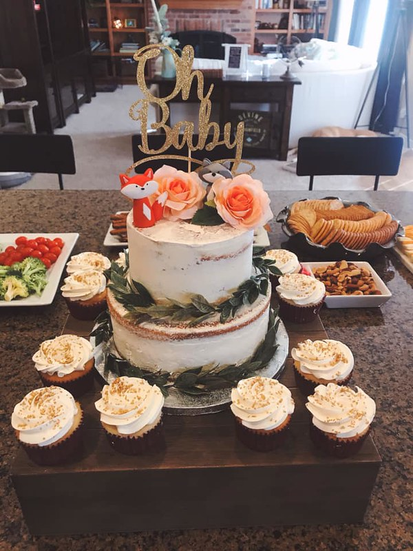 Cake by Buttercreme Cakes