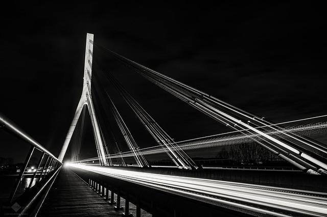 Rhine Bridge Wesel #12