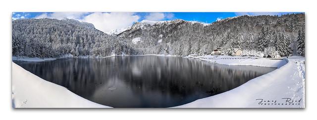 Lac du Schiessrothried - Metzeral - Alsace