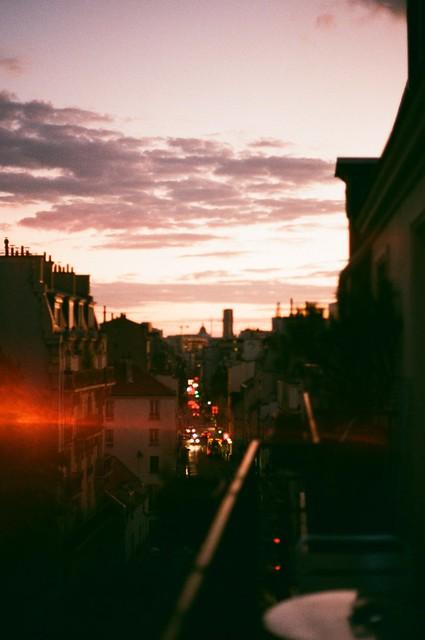 Paris, août 2019