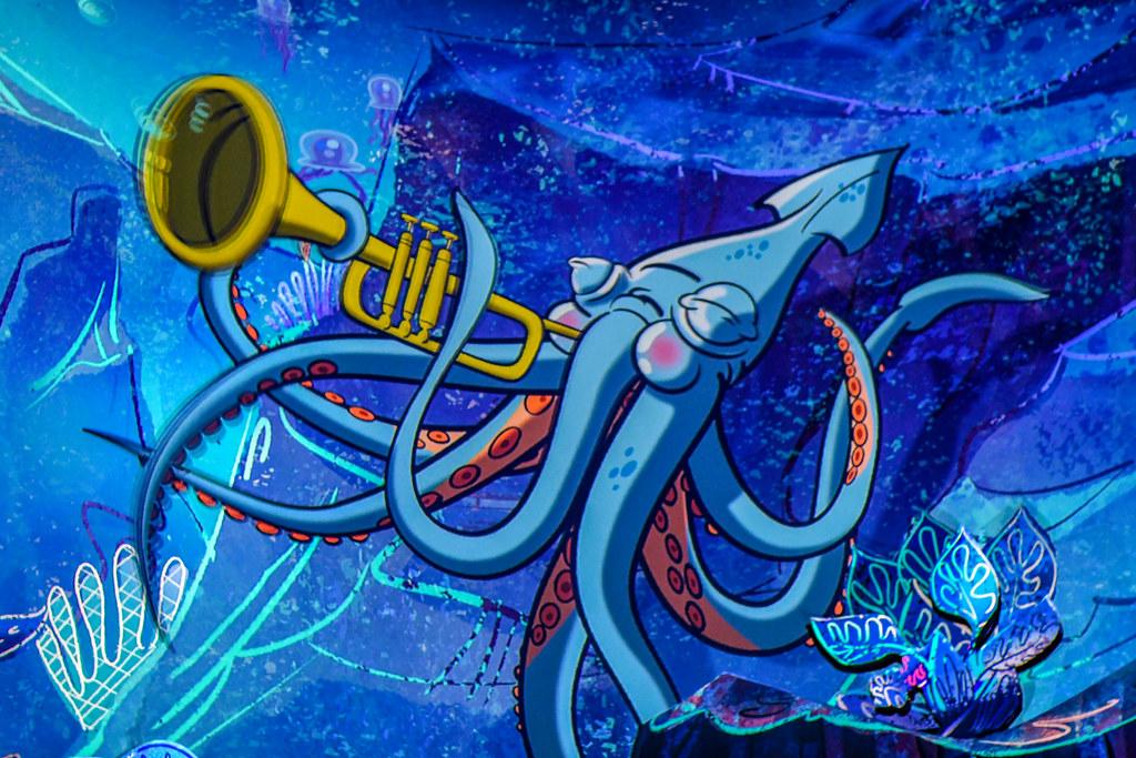 Octopus trumpet MMRW MMRR DHS