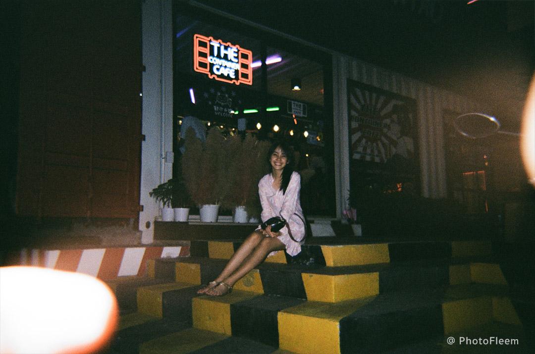 Kodak m38 รีวิวรูปถ่ายกลางคืน