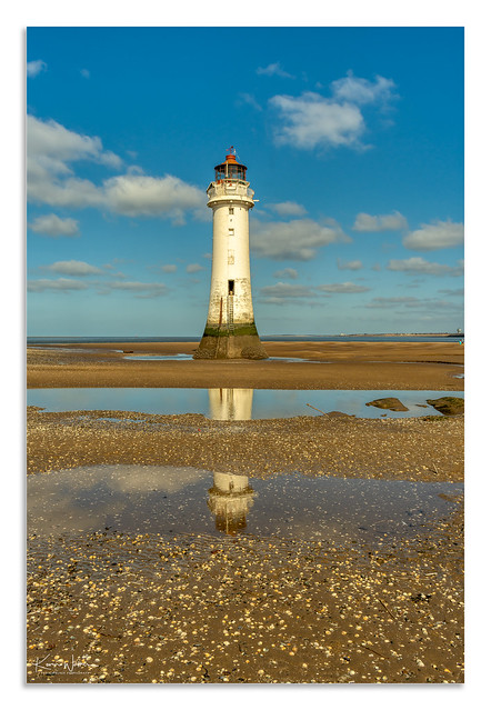 New Brighton Lighthouse - on Explore! ⭐ April 5, 2021