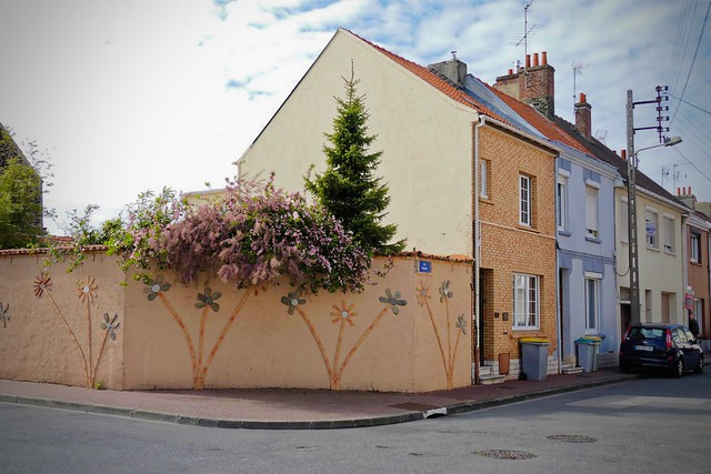 rue Francia à Calais