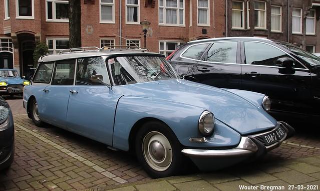 Citroën ID 21F Break 1968