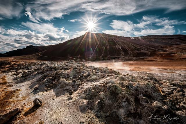 Hverir (Iceland)