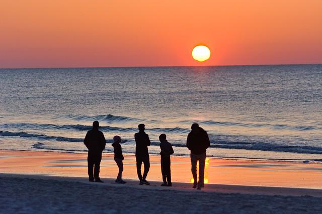 Surfside Beach Sunrise