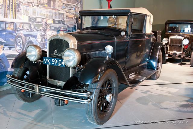 Marmon Little 8 Collapsible Coupé-Roadster - 1927