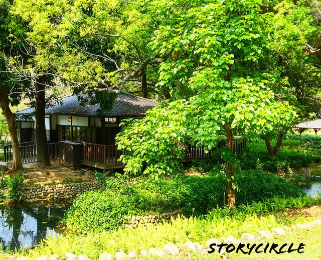 新竹公園與車站