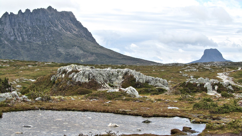 Day 1: Cradle Mountain and Barn Bluff