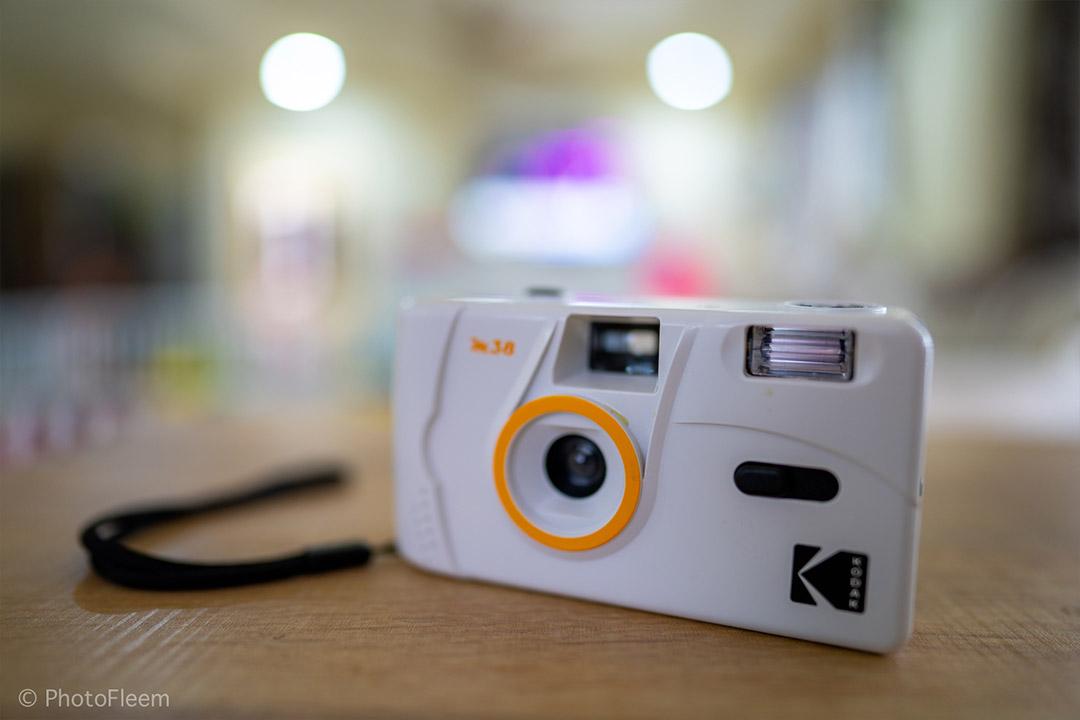 กล้องฟิล์ม Kodak m38