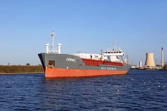 'Cemvale' Ellesmere Port 3rd April 2021
