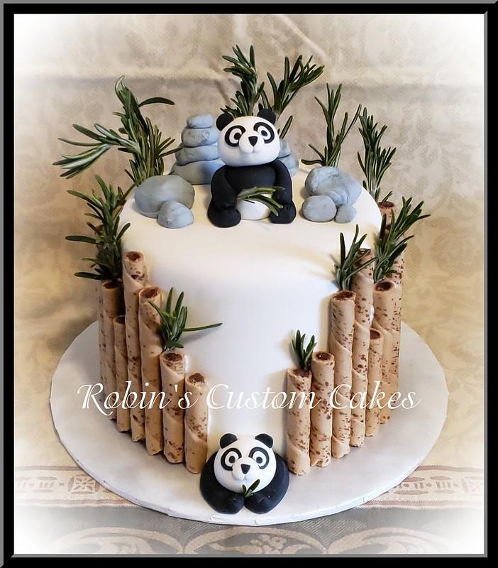Cake by Robin's Custom Cakes