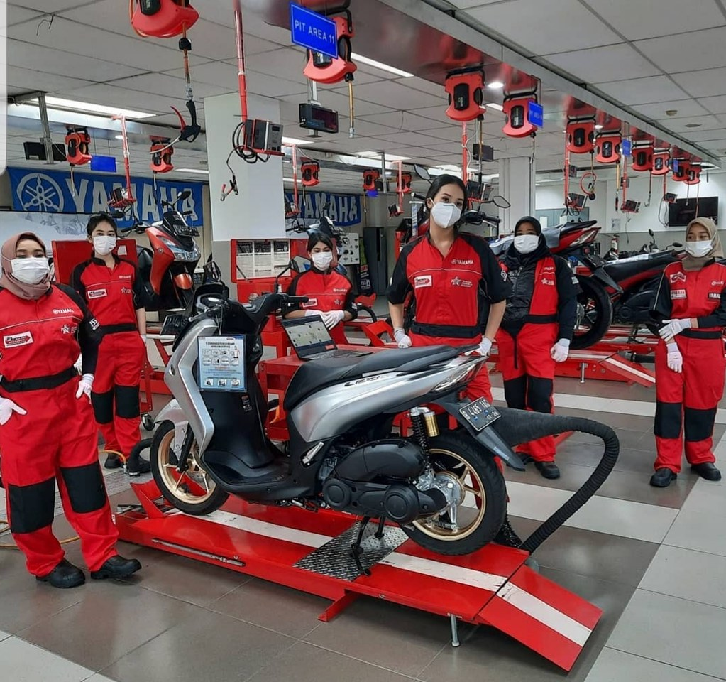 Edukasi Perawatan Motor