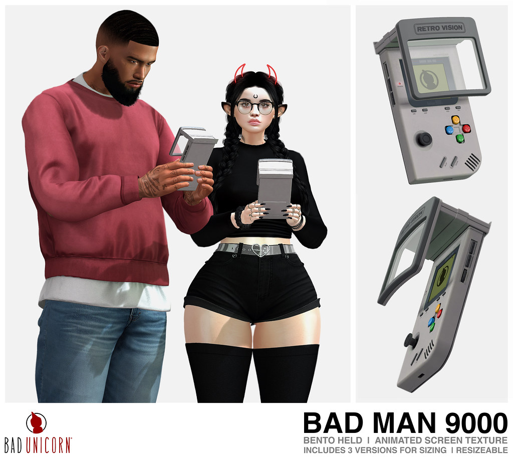 NEW! Bad Man 9000 @ Bad Unicorn Mainstore