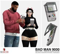 NEW! Bad Man 9000 @ Bad Unicorn Mainstore