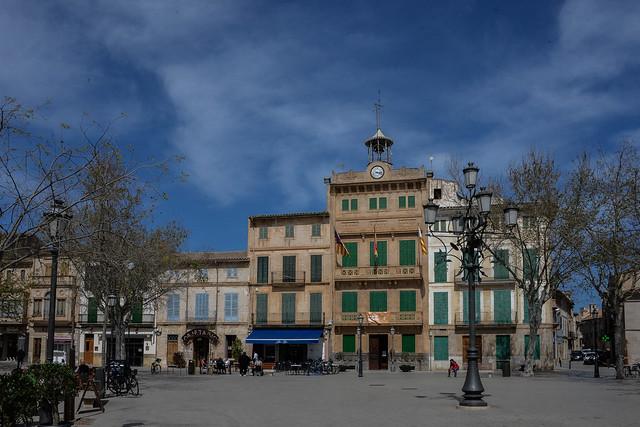 Llucmajor, Ayuntamiento
