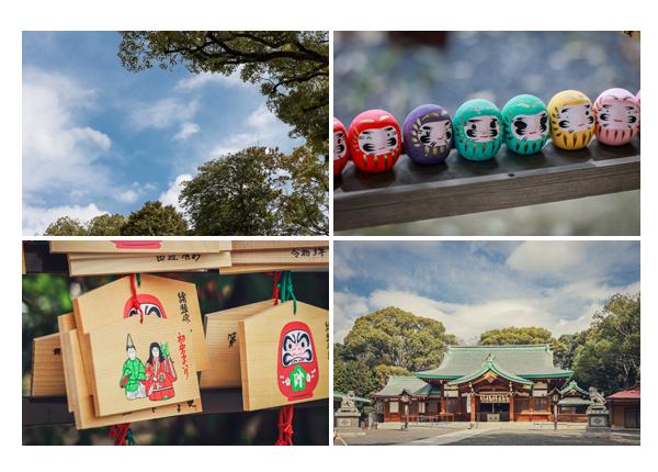 名古屋でオススメのお宮参り先 川原神社