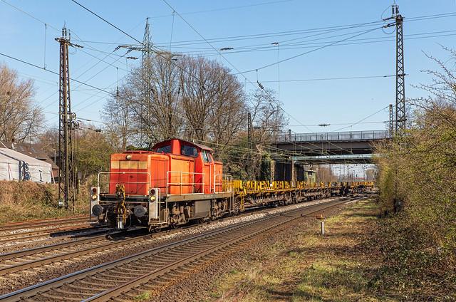 DBC 294 582 Oberhausen Osterfeld Süd