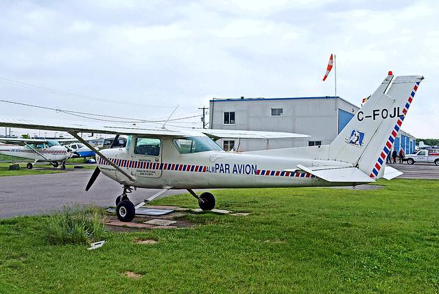 C-FOJL   Cessna 152 [152-81399] (almPAR AVION) Mascouche~C 08/06/2012