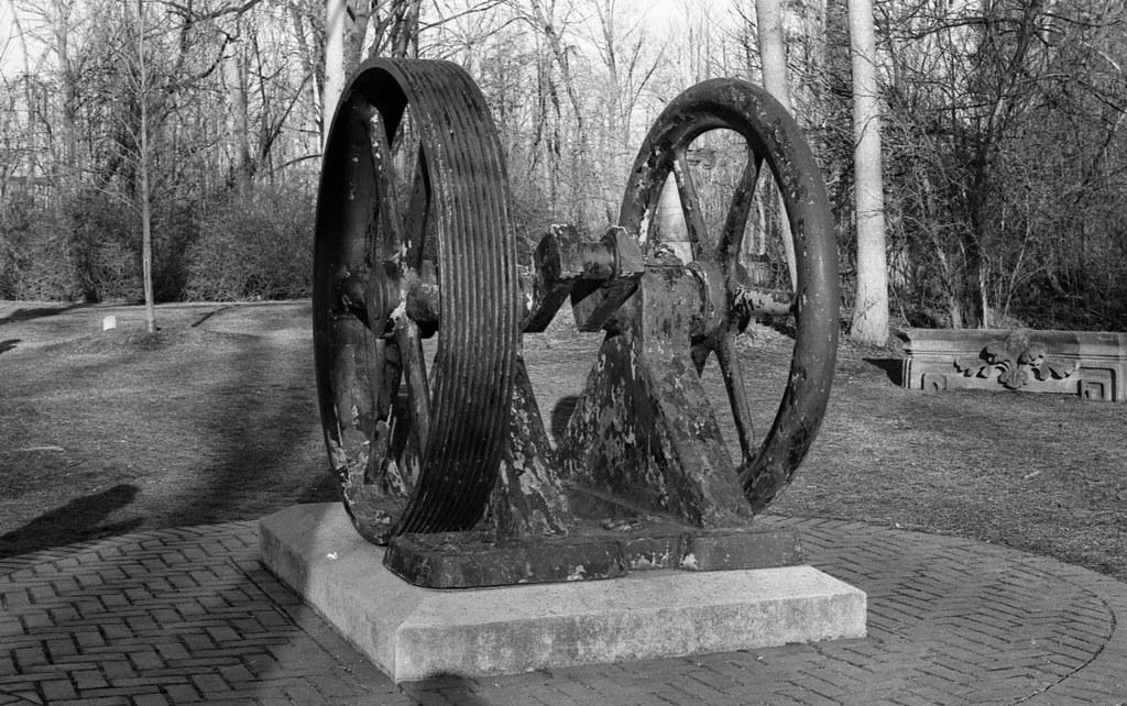 Fossilized Flywheels Two