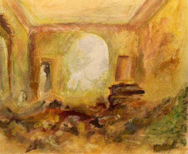 Interior at petworth