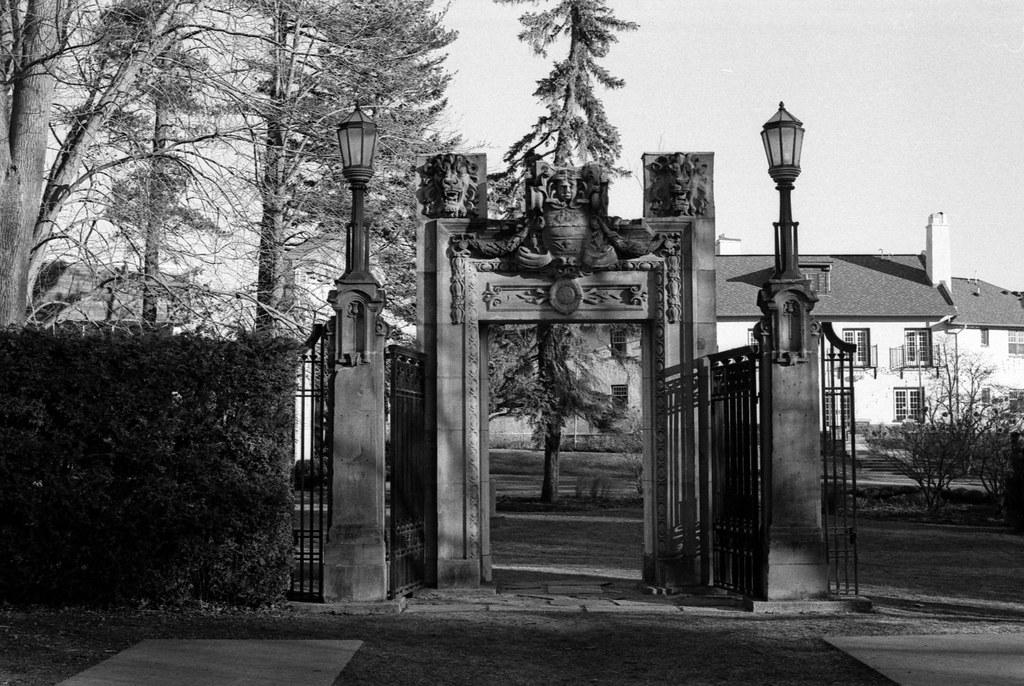 Gates to Nowhere