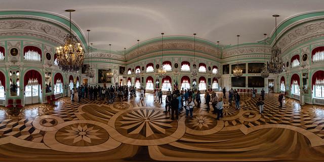 Grand Peterhof Palace - interior II