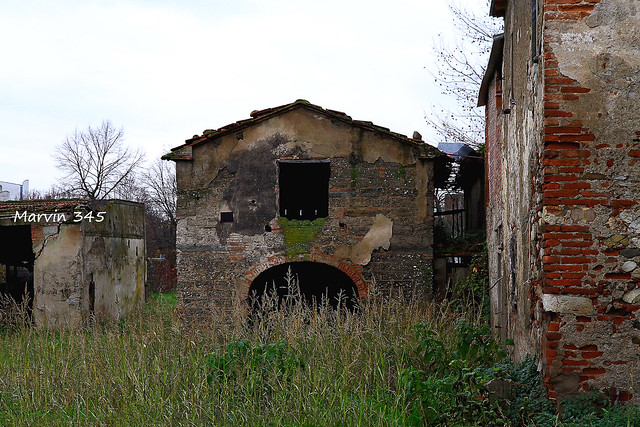 Strutture in degrado a Prato