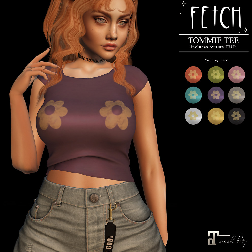 [Fetch] Tommie Tee @ Eggstravaganza Hunt!