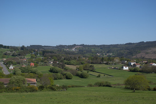 Rural Galicia at its best