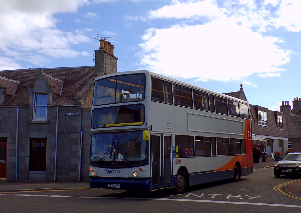 Stagecoach Bluebird 16975 127ASV (1st September 2020)