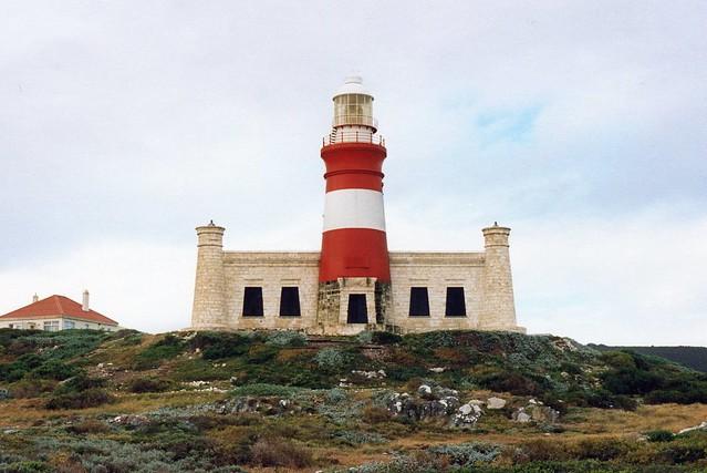 Western Cape: Cape Agulhas lighthouse