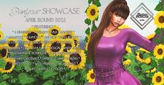 Designer Showcase April Round -2021