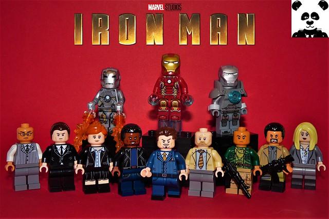 Iron Man (2008) - The MCU Infinity Saga No. 1