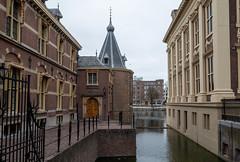 Torentje en Mauritshuis