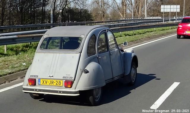 Citroën 2CV 1985