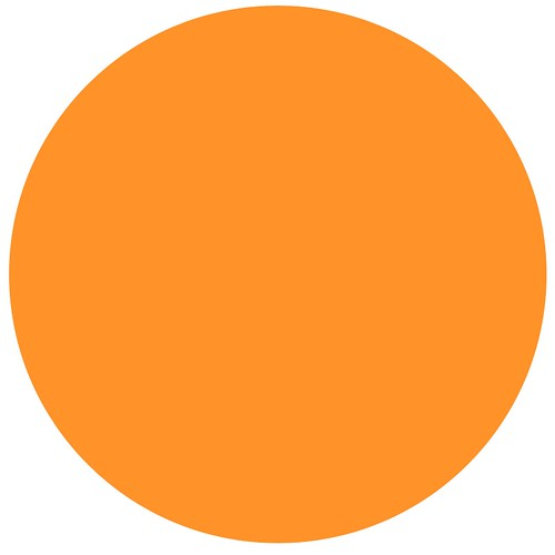 orange-circle-background