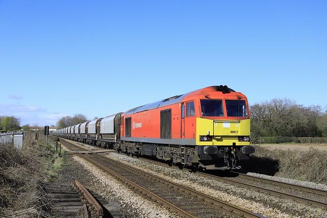 60017 - Plumley West Jcn
