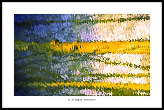 Monet abstrait