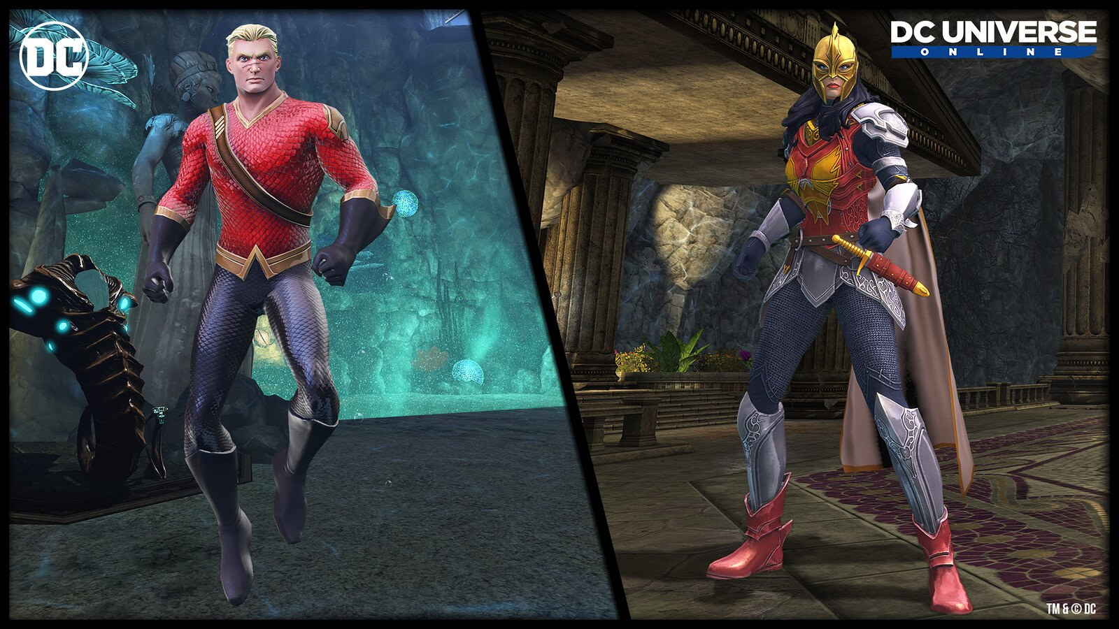 DC Universe Online präsentiert World of Flashpoint