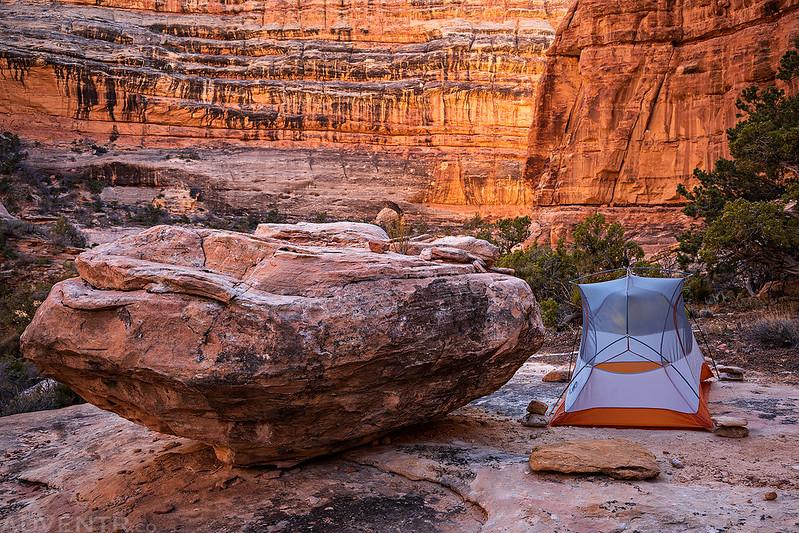 Canyon Campsite #2