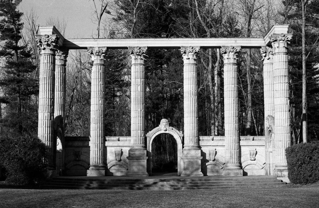 Imaginary Greek Ruins