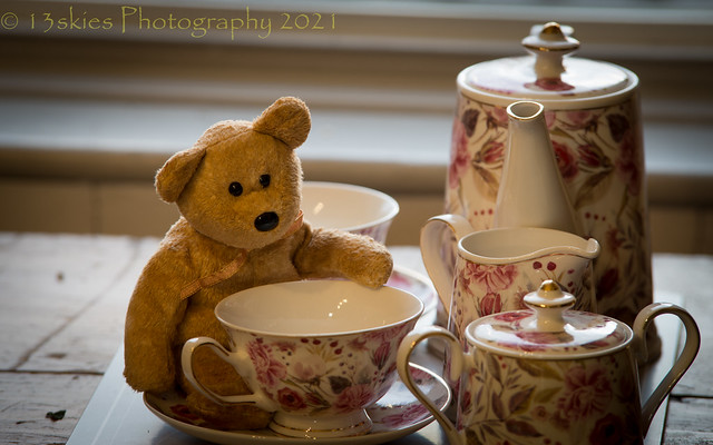 Does Anyone Want Tea (HTBT)