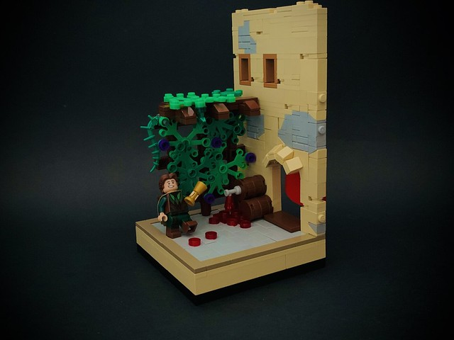 Drinking (Fractured Kingdoms RPG)