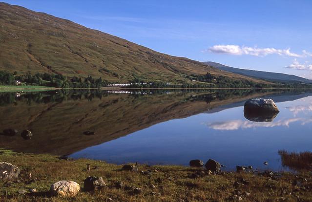 62005 At Loch Eil 10/10/2005.