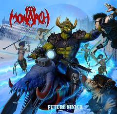Album Review: Monarch - Future Shock