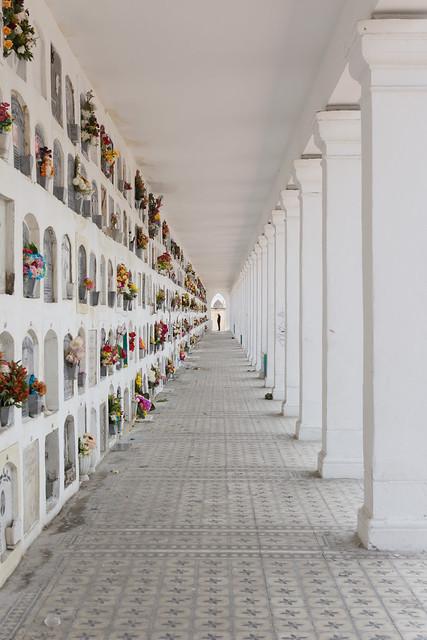 Cementerio Central, Bogotá.