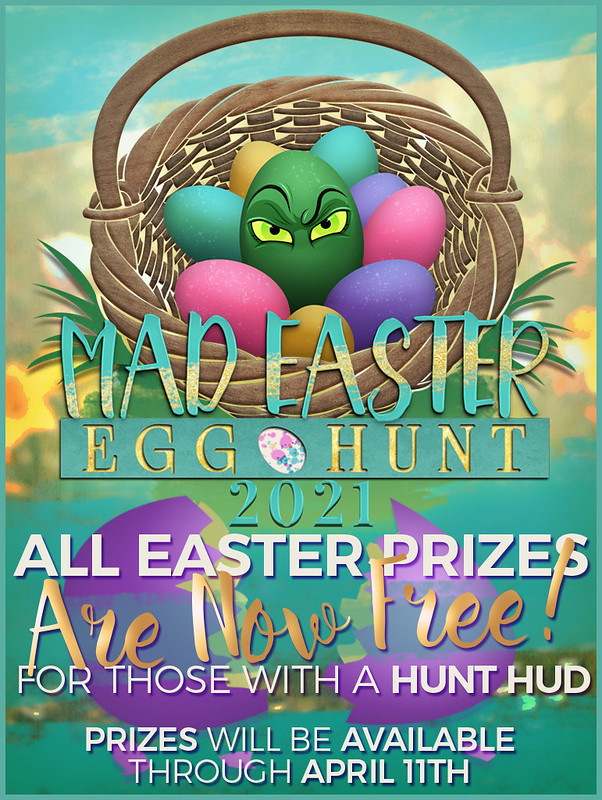 Hunt Prizes Have Been Set To Free!